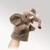 little elephant puppet movable mouth