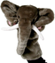puppet company elephant long sleeved glove