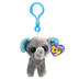 beanie boos peanut-clip elephant measuring approximately