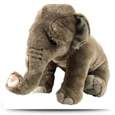 Buy Now Cuddlekins 12 Asian Elephant