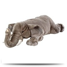 Buy Now Cuddlekins Jumbo Elephant Afri