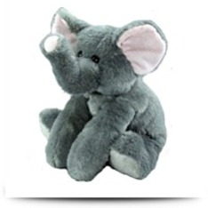 Derby Snuggle Ups Elephant 16 Plush