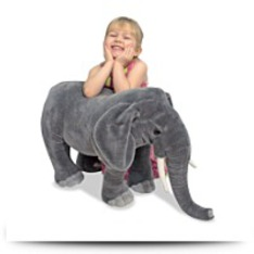 Buy Now Elephant Plush