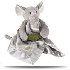 Buy Now Little Expeditions Plush Rattle Lovie