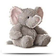 Plush 12 Inches Elephant Tubbie Wubbie