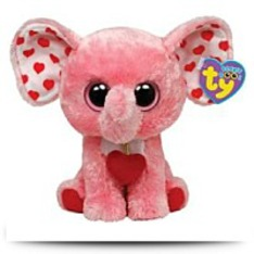 Tender Elephant 6 Plush