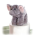 aurora ellie elephant mini flopsie plush