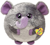 beanie ballz thunder plush elephant collection
