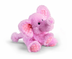 pink elliefumps elephant