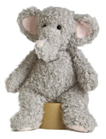 World Quizzies 17 Inches Peanut The Elephant